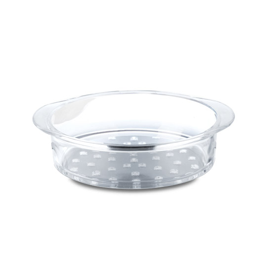 Glass Steamer / strainer 22cm-Versa
