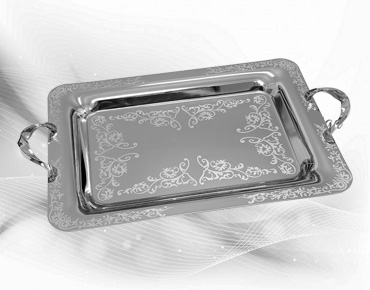 Tray Stainless Steel